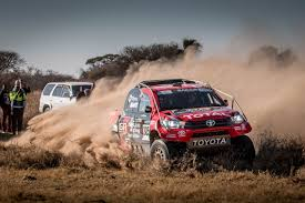 toyota rally car toyota gazoo racing withdraws from silkway rally to focus on dakar