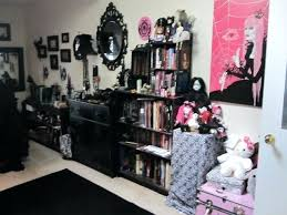 gothic rooms awesome goth bed ideas minimalist iseohome com