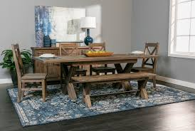 mallard extension dining table living spaces