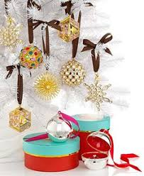 adorable kate spade tree decorations