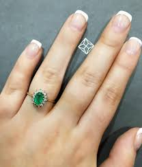 emerald rings uk these are the 10 best emerald rings in the uk right now