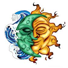 sun and moon yin yang design in 2017 photo pictures