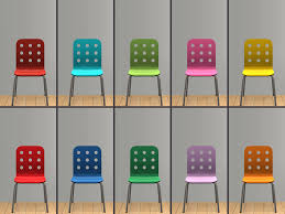 Ikea Jules Chair Mod The Sims Sesamestreet Student Dorm