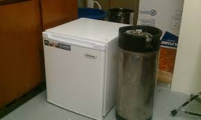 Best Kegerator Kegerator From A Small Cube Fridge Home Brew Forums