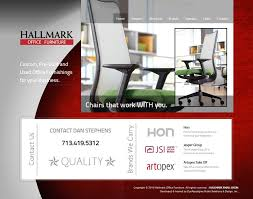 Interior Design Public Relations by Hallmark Office Furniture Website Duoparadigms Public Relations