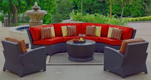 patio bench as patio furniture sets and new curved patio furniture
