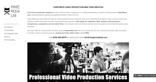 production companies nyc image media lab best production companies nyc