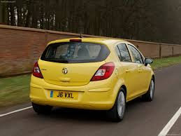 vauxhall yellow vauxhall corsa 2011 pictures information u0026 specs
