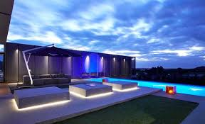 Pool Landscape Lighting Ideas 15 Dramatic Landscape Lighting Ideas Home Design Lover