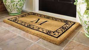 front door mat home home ideas collection and welcoming