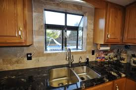 kitchen window backsplash kitchen backsplash around window savary homes