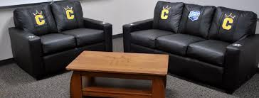 collegiate sports furniture college custom furniture