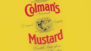 colman s mustard a taste of colman s original mustard the dabbler