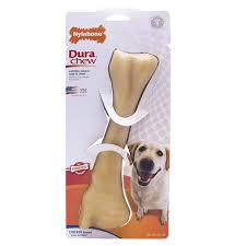 nylabone dura chew monster size chicken dog chew toy dog