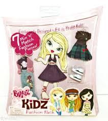 bratz kidz 7 piece clothes fashion clothing pack blythe pullip ebay
