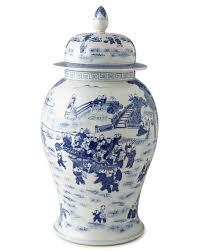 What Is Ginger Jars Vintage Blue U0026 White Porcelains