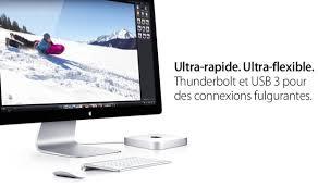 ordinateur de bureau apple pas cher témoignages imac vs mac mini le petit ordinateur d apple a la