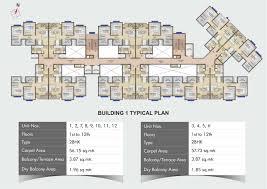 2bhk floor plans 100 2 bhk in hinjewadi pune symphony megapolis i floor plans