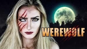 Werewolf Halloween Makeup mutation en loup garou werewolf fx makeup tutorial simple
