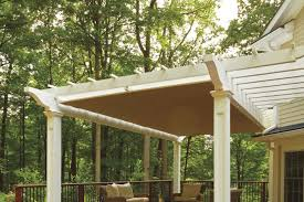 Pergola Rafter End Designs by Pergola Design Attached Freestanding Or Hybrid
