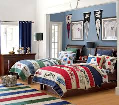 bedroom inspiring comfortable bed ideas for pbteens appealing twin tufted bed with decorative bedding and striped rugs for pbteens