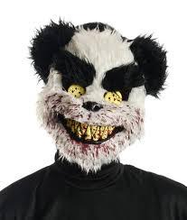 halloween scary picture halloween scary zombie bunny rabbit mask amazon co uk toys u0026 games