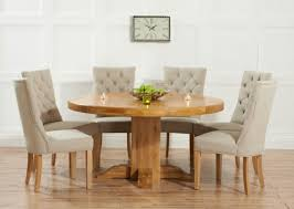 table marvelous havana glass round dining table on solid oak