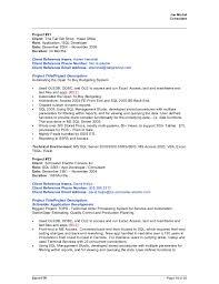 Sql Server Developer Resume Sample by Joe Michel 2015april09 Sql Crm Bi Resume With References For All Jobs