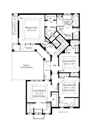 Courtyard Homes Floor Plans Roseta Courtyard House Plans Small Luxury With Courtyards