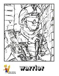 american soldier picture coloring print army