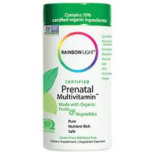 rainbow light complete prenatal system 360 count prenatal multivitamin organics 120 capsules by rainbow light