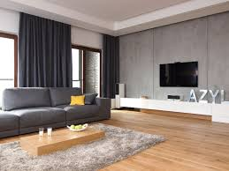 Simple Curtains For Living Room Best Modern Curtain Designs For Living Room Home Interior And Design