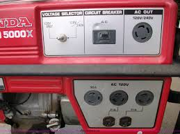 honda eb5000x generator item b1041 sold march 21 midwes