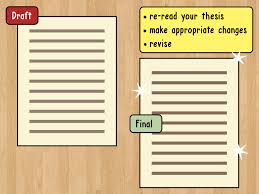 how do i write a good resume how do i write a thesis statement for an essay help thesis ways to write a thesis statement wikihow