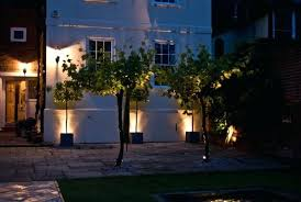 Patio Lights Uk Exterior Garden Lighting Uk The Tips And News On Outdoor