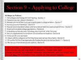 Resume Packet Devry University Resume Sample Packet