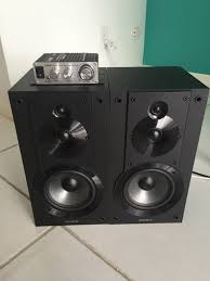 sony series bookshelf speakers lepai musical