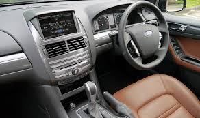 Ford Falcon Xr6 Interior 2015 Ford Falcon G6e Ecoboost Review Good Not Great