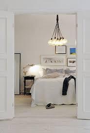 suspension pour chambre blanche la chambre pour adulte avec luminaire industriel