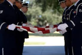 Flag Folding Ceremony Honor Guard Brings New Perspective For Airman U003e U S Air Force