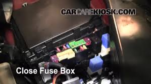 2009 nissan murano under hood fuse box wiring diagrams