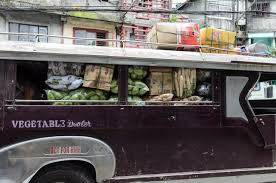 philippines jeepney inside vegetable porters la trinidad benguet u0026 baguio city avianquests com