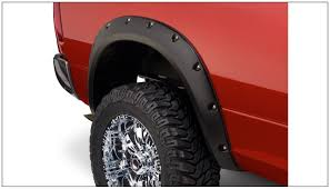 amazon com bushwacker 50919 02 dodge pocket style fender flare
