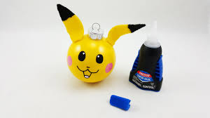 gotta catch em all pokémon ornaments pikachu poké