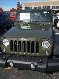 2007 green jeep wrangler used jeep wrangler hoods for sale