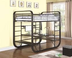 Convertible Bunk Beds Coaster 400020f Convertible Workstation Bunk Bed