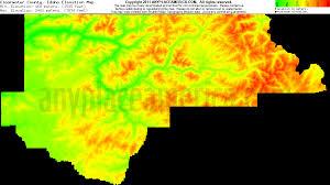 Idaho Counties Map Free Clearwater County Idaho Topo Maps U0026 Elevations