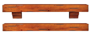 pearl mantels pearl mantel shenandoah mantel shelves in medium rustic distressed