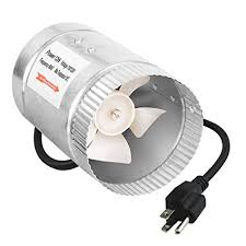 duct booster fan do they work amazon com ipower 4 inch 100 cfm booster fan inline duct vent