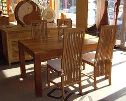 Teak Dining Tables And Chairs Indoor Teak Dining Table Inspiration Furniture Pact Teak Dining